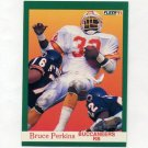 1991 Fleer Football #379 Bruce Perkins - Tampa Bay Buccaneers