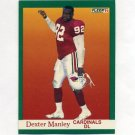 1991 Fleer Football #343 Dexter Manley - Phoenix Cardinals
