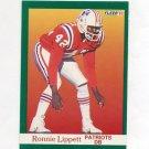 1991 Fleer Football #141 Ronnie Lippett - New England Patriots