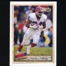 1992 Upper Deck Football #512 Thurman Thomas SBK - Buffalo Bills