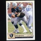1992 Upper Deck Football #452 Don Mosebar - Los Angeles Raiders