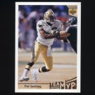 1992 Upper Deck Football #375 Pat Swilling MVP - New Orleans Saints