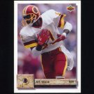 1992 Upper Deck Football #344 Art Monk - Washington Redskins