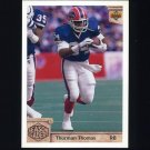 1992 Upper Deck Football #309 Thurman Thomas SL - Buffalo Bills