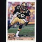 1992 Upper Deck Football #308 Pat Swilling SL - New Orleans Saints