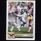 1992 Upper Deck Football #288 Seth Joyner - Philadelphia Eagles