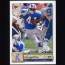 1992 Upper Deck Football #274 Lorenzo White - Houston Oilers