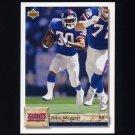 1992 Upper Deck Football #265 Dave Meggett - New York Giants