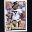 1992 Upper Deck Football #259 Rickey Jackson - New Orleans Saints