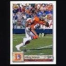 1992 Upper Deck Football #258 Vance Johnson - Denver Broncos