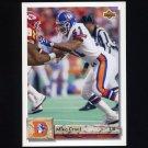 1992 Upper Deck Football #244 Mike Croel - Denver Broncos