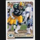 1992 Upper Deck Football #237 Tony Mandarich - Green Bay Packers