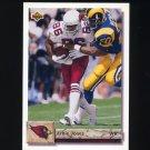 1992 Upper Deck Football #164 Ernie Jones - Phoenix Cardinals