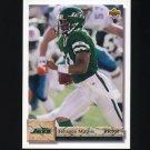 1992 Upper Deck Football #160 Terance Mathis - New York Jets
