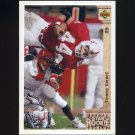 1992 Upper Deck Football #026 Tommy Vardell RC - Cleveland Browns