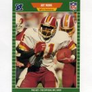 1989 Pro Set Football #433 Art Monk - Washington Redskins