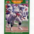 1989 Pro Set Football #405 John L. Williams - Seattle Seahawks