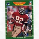 1989 Pro Set Football #384 John Taylor RC - San Francisco 49ers