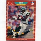 1989 Pro Set Football #308 Al Toon - New York Jets
