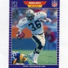 1989 Pro Set Football #273 Rueben Mayes - New Orleans Saints