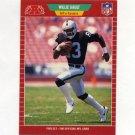 1989 Pro Set Football #184 Willie Gault - Los Angeles Raiders