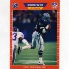 1989 Pro Set Football #096 Herschel Walker - Dallas Cowboys