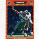 1989 Pro Set Football #094 Danny Noonan - Dallas Cowboys