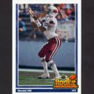 1991 Upper Deck Football #632 Randal Hill RC - Phoenix Cardinals