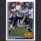 1991 Upper Deck Football #631 Stan Thomas - Chicago Bears