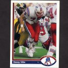 1991 Upper Deck Football #565 Danny Villa - New England Patriots