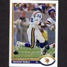 1991 Upper Deck Football #346 Herschel Walker - Minnesota Vikings