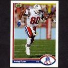 1991 Upper Deck Football #270 Irving Fryar - New England Patriots