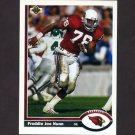 1991 Upper Deck Football #201 Freddie Joe Nunn - Phoenix Cardinals