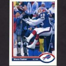 1991 Upper Deck Football #199 Steve Tasker - Buffalo Bills