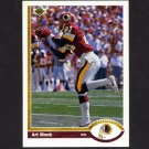 1991 Upper Deck Football #123 Art Monk - Washington Redskins