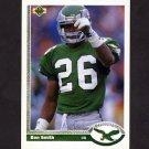 1991 Upper Deck Football #110 Ben Smith - Philadelphia Eagles