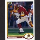 1991 Upper Deck Football #104 Earnest Byner - Washington Redskins