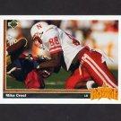 1991 Upper Deck Football #004 Mike Croel RC - Denver Broncos