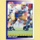 1991 Score Football #610 Mike Heldt - San Diego Chargers