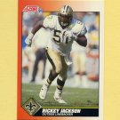 1991 Score Football #450 Rickey Jackson - New Orleans Saints