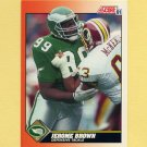 1991 Score Football #407 Jerome Brown - Philadelphia Eagles