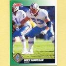 1991 Score Football #256 Mike Munchak - Houston Oilers