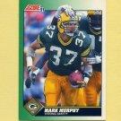 1991 Score Football #231 Mark Murphy - Green Bay Packers