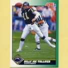 1991 Score Football #230 Billy Joe Tolliver - San Diego Chargers