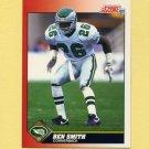 1991 Score Football #208 Ben Smith - Philadelphia Eagles