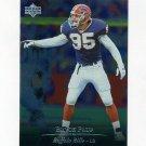 1996 Upper Deck Silver Football #183 Bryce Paup - Buffalo Bills