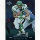 1996 Upper Deck Silver Football #111 Adrian Murrell - New York Jets