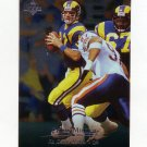 1996 Upper Deck Silver Football #088 Chris Miller - St. Louis Rams