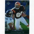 1996 Upper Deck Silver Football #066 Darnay Scott - Cincinnati Bengals