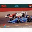 1992 Collect-A-Card Andretti Racing #95 Jeff Andretti's Car
